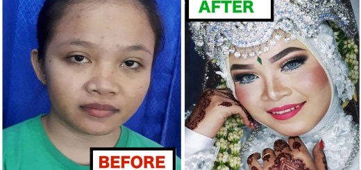 Stunning Before And After Images of Brides from Across The Globe on Their Wedding Day