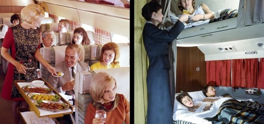 These Images Will Show You How Beautiful Plane Travel Used To Be