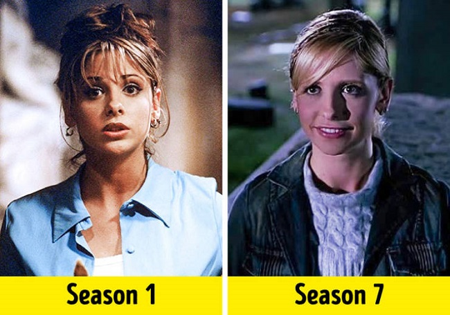 Buffy Anne Summers from 'Buffy the Vampire Slayer'