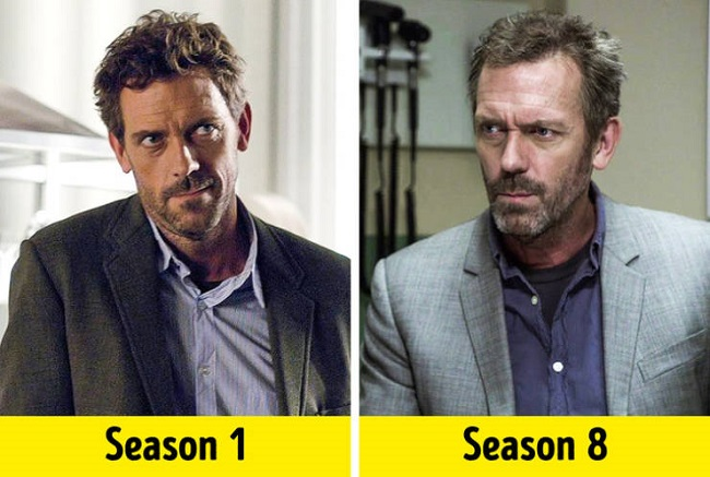 Gregory House from 'House, M.D.'