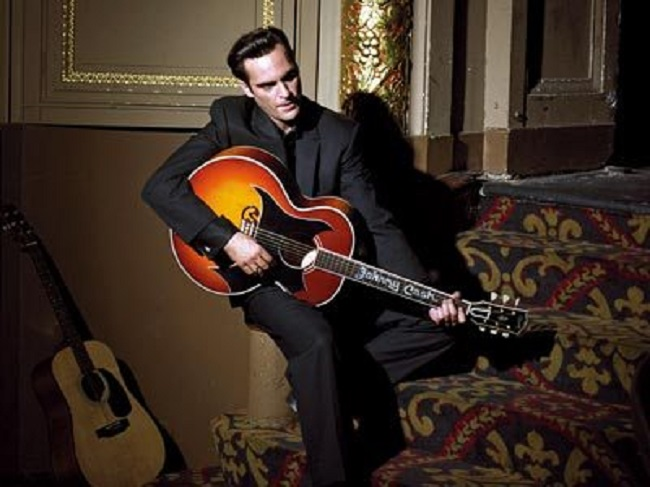 He won a Grammy for his portrayal of Johnny Cash.