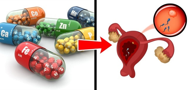 Add certain vitamins to your diet