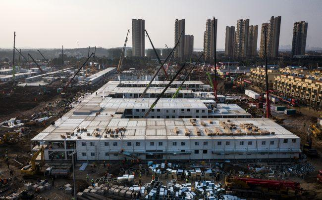 Another hospital is being created