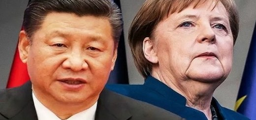 China Gets 130 Billion Pound Bill From Germany Against COVIOD-19 Damages