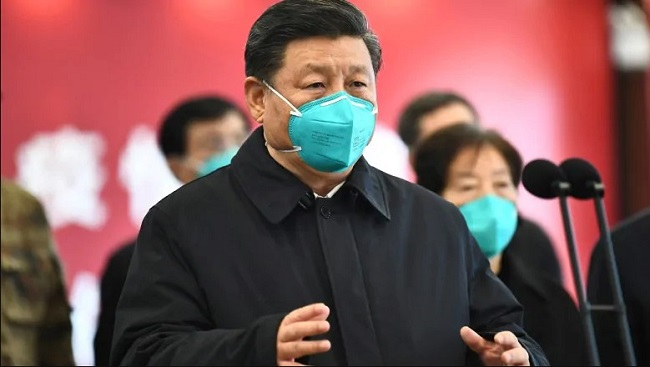 China made WHO downplay the pandemic
