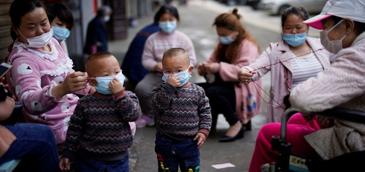 Masks Too Harmful For Kids Below 2 Years, States Japan Pediatric Association