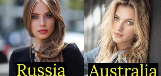15 Countries That Have The Most Beautiful People On The Planet