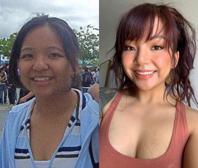 Girls amazing transformation