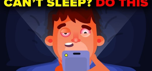 Can't Sleep? Here's How To Fall Asleep in just 10 seconds, 60 seconds or 2 minutes