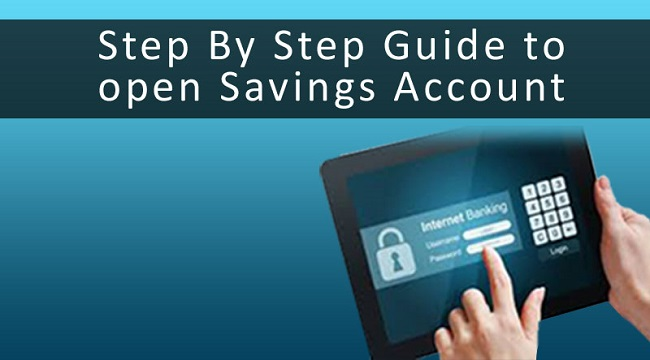 How to Open Savings Account