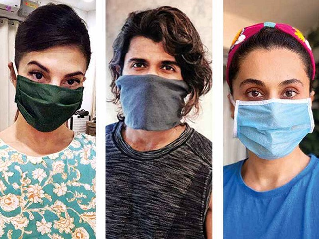 Masks provide protection against respiratory emissions