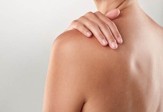 The skin on your body regenerates itself every month