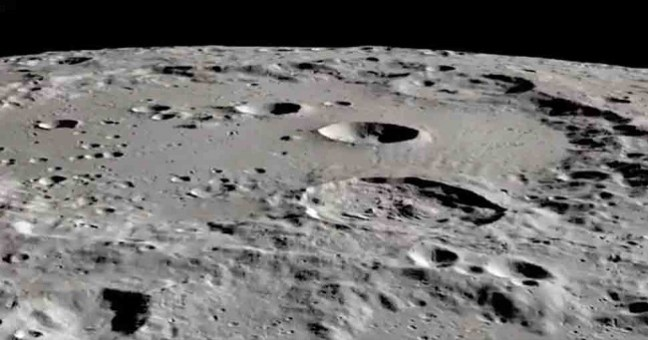 NASA Confirmed The Presence of Water On The Surface Moon