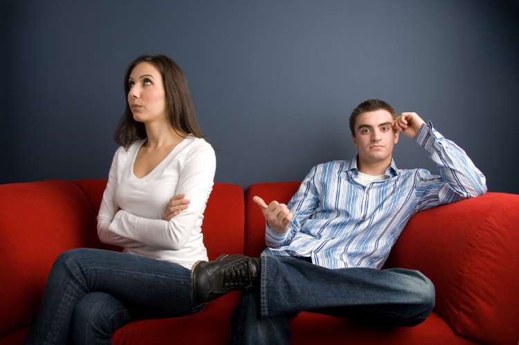 Your partner says no to every single one of your ideas