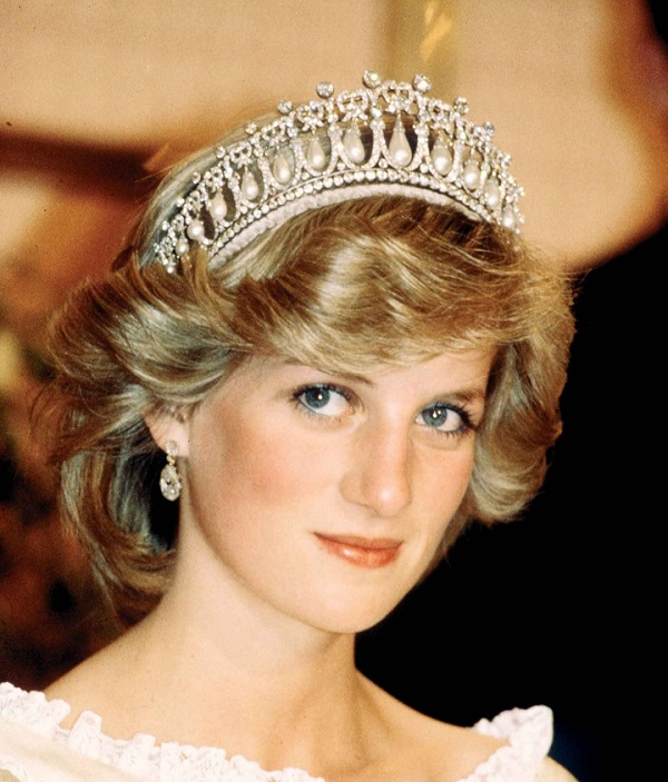 Princess Diana still considered the best looking royal
