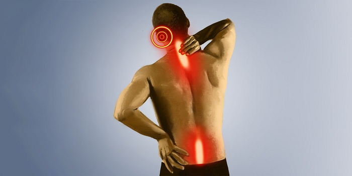 It leads you to neck and back pain