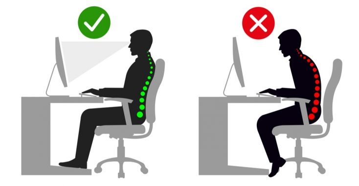Watch your posture