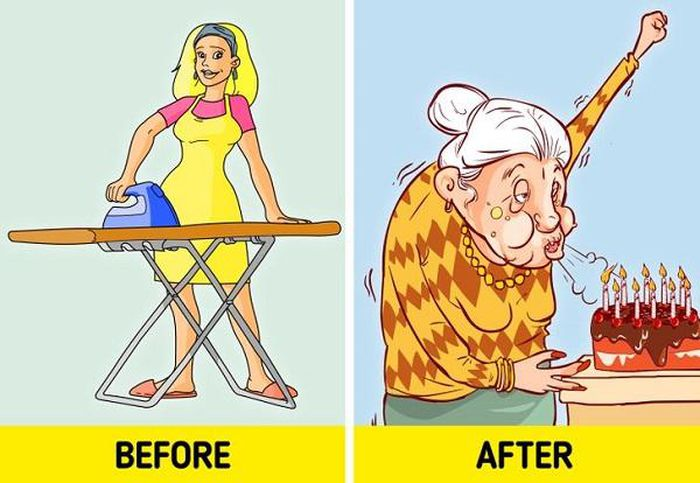 Do your housework