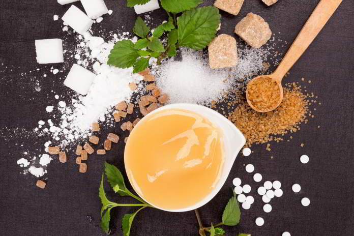 Using too much of natural sweeteners