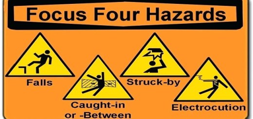 The Fatal Four: Construction's Biggest Heath Risks and Safety Hazards