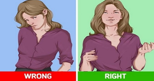 10 Body Language Tips Which Improves Your Confidence