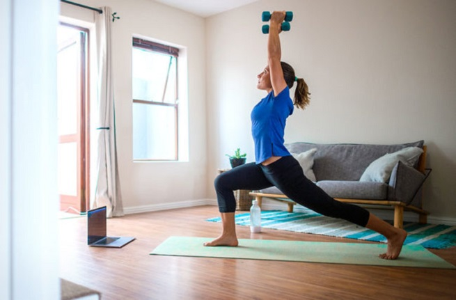 Home Isolation Workout