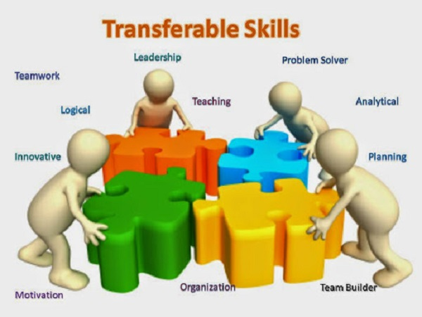 Transferable Skills Are Valuable