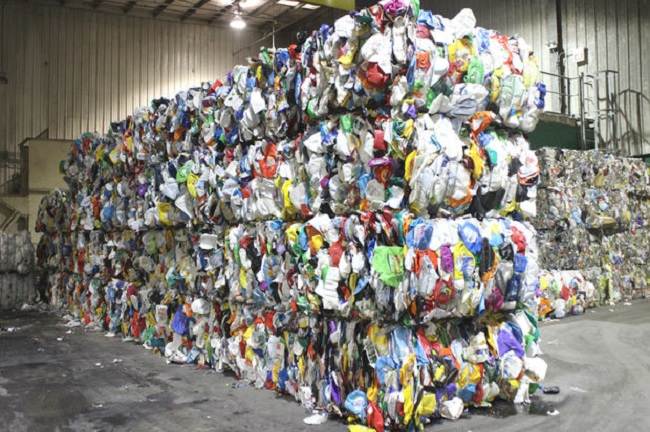 Recycling Is A Huge Industry