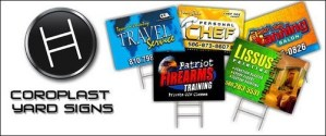 Street and Yard Signs | Fontainebleau | Miramar | Pembroke Pines FL