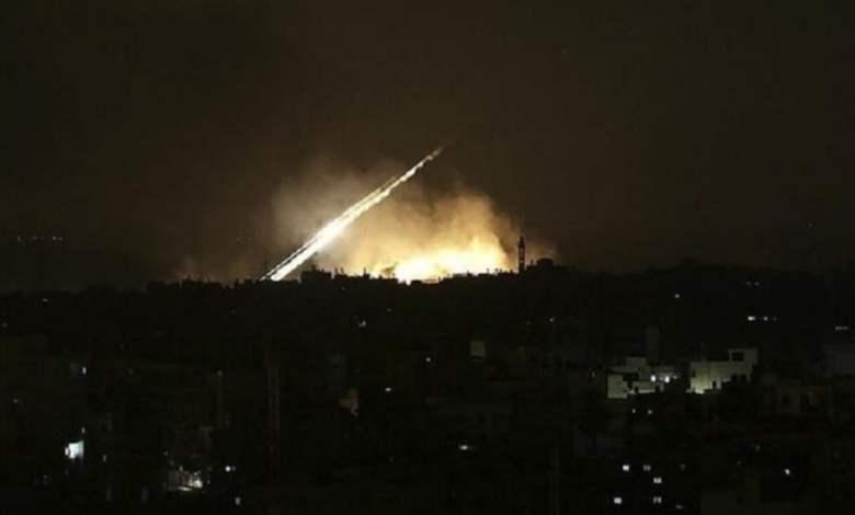 تفاصيل تكشف للمرة الأولى عن العدوان الإسرائيلي في البوكمال وديرالزور ( صور)