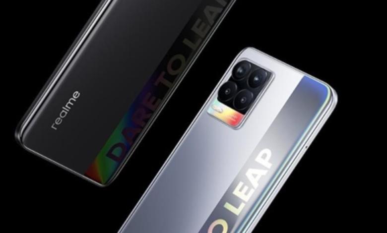 بكاميرات قوية .. تعرف على مواصفات هاتف Realme 8 الجديد لعام 2021