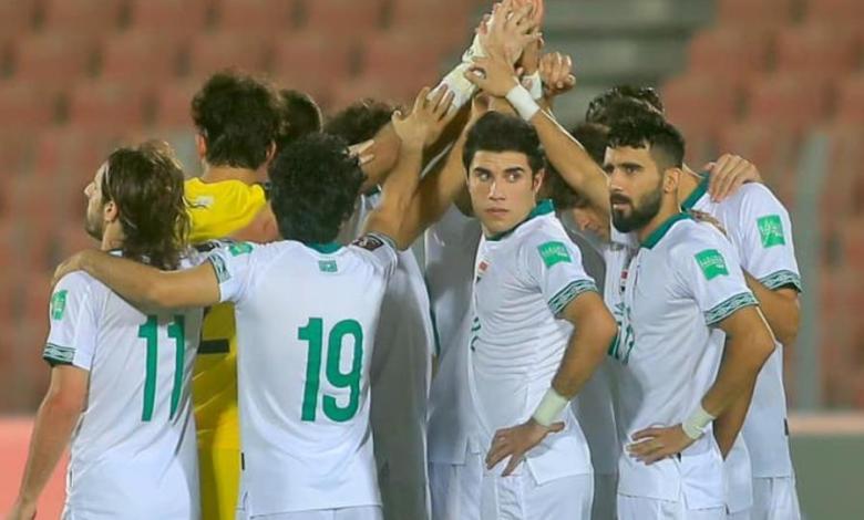 موعد مباراة العراق وإيران اليوم والقنوات الناقلة تصفيات آسيا لكأس العالم 2022