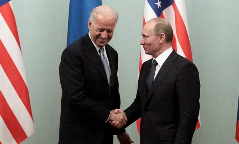 بوتين لـ بايدن : سوريا خط أحمر ولا مجال لاستخدامها