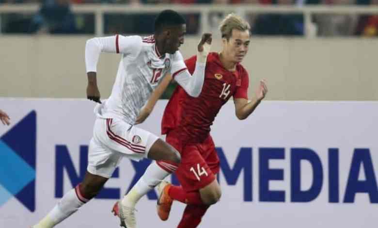 موعد مباراة الإمارات ضد فيتنام اليوم والقنوات الناقلة تصفيات آسيا لكأس العالم 2022