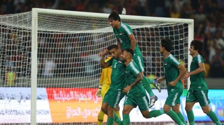 مشاهدة بث مباشر مباراة العراق ضد هونغ كونغ اليوم .. تصفيات كأس العالم 2022