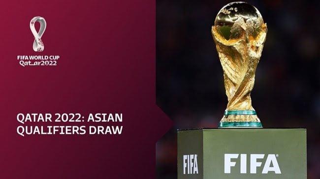 موعد مباريات الدور 3 قرعة تصفيات آسيا المؤهلة لـ كأس العالم قطر 2022