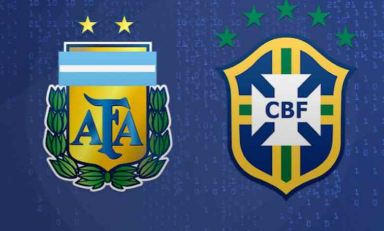 أكبر نتائج بين البرازيل والارجنتين وموعد نهائي كوبا أمريكا 2021