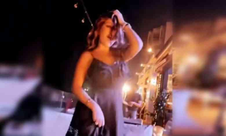 ليليا الأطرش في فيديو رقص من دبي يثير سخط المتابعين ( شاهد )