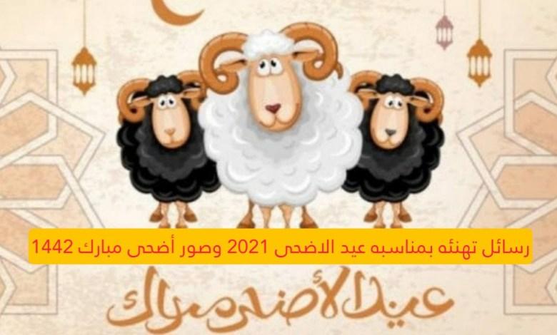 رسائل تهنئه بمناسبه عيد الاضحى 2021 وصور أضحى مبارك 1442 Eid al-Adha