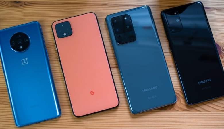 أفضل 5 هواتف ذكية بنظام أندرويد يمكن شرائها لعام 2021 .. اليكم الأسعار