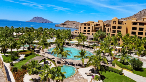 Destination Wedding Venue: Villa Del Palmar Islands of Loreto
