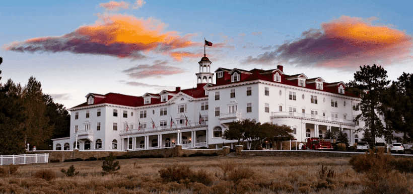 The Stanley Hotel is one of the most haunted places in America