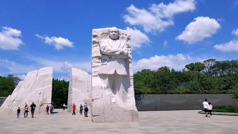 Martin Luther King Jr. Memorial in Washington DC