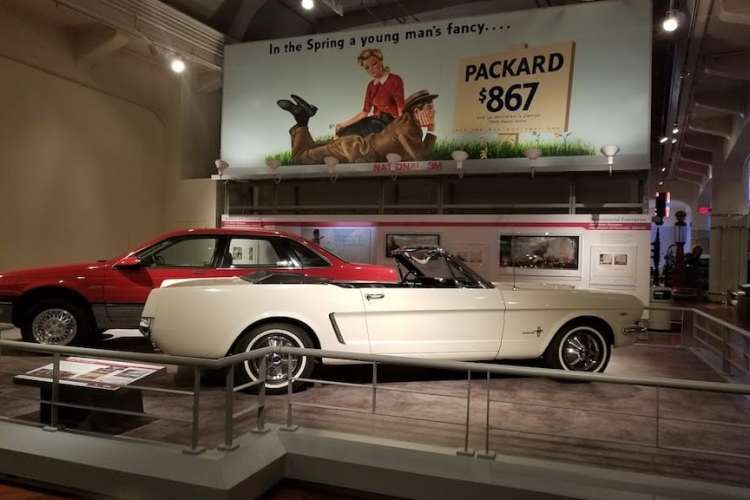 The first ever built 1964 Ford Mustang