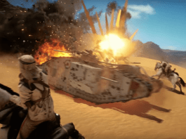 Why DICE Gone Back To The Past With Battlefield 1