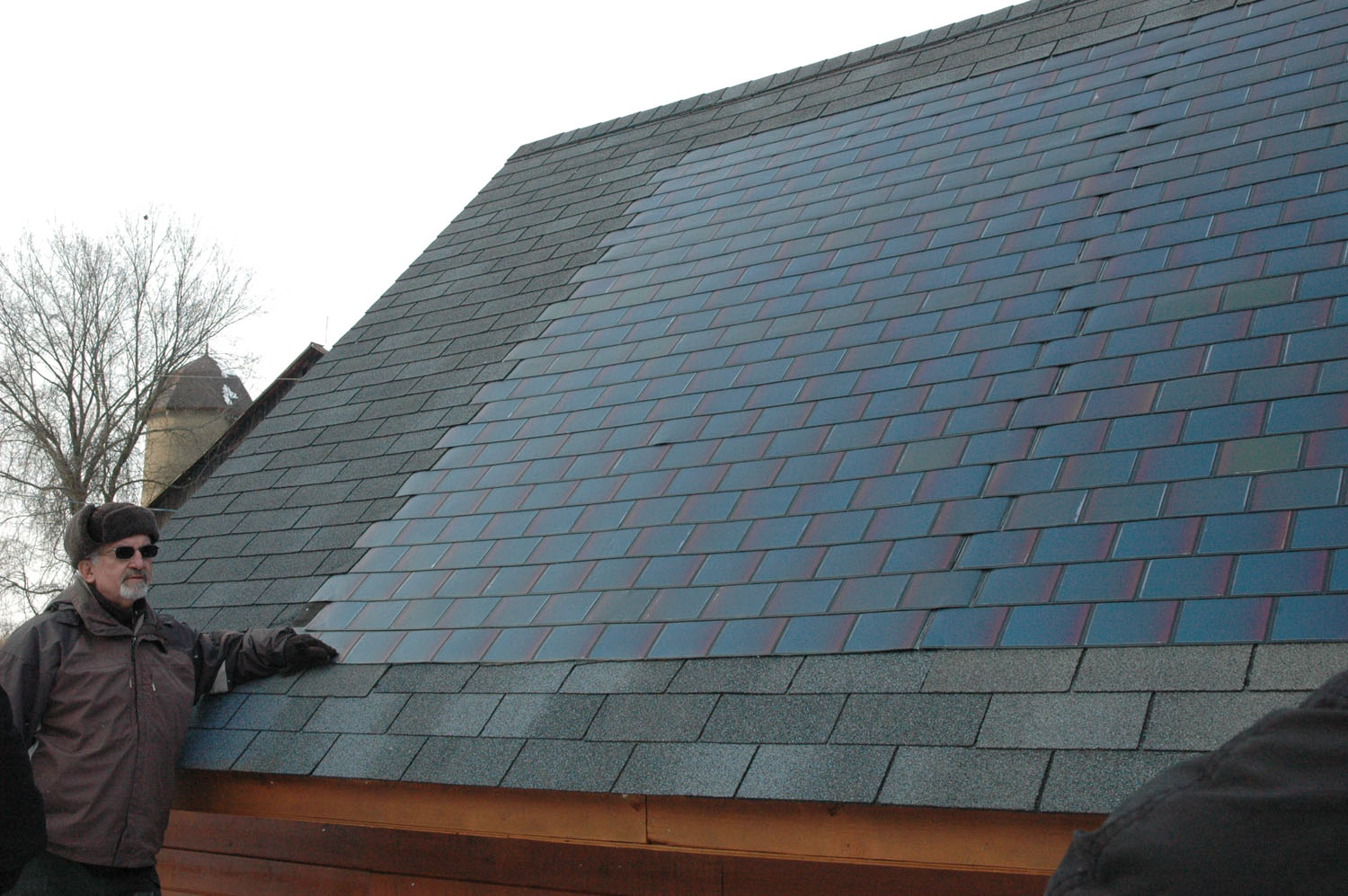 Out With Dow Solar Shingles And In With Elon Musk S Solar