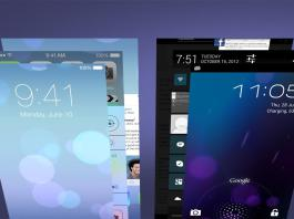 The iOS Vs. Android Battle Continues