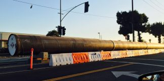 SpaceX constructing Its Own Hyperloop Test Track in L.A.