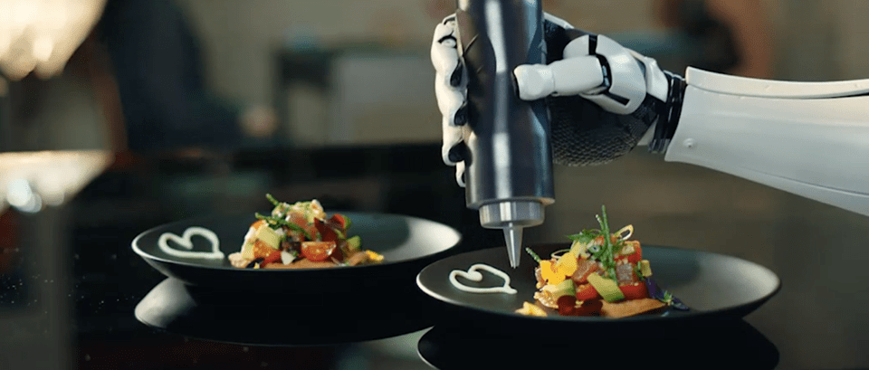 You Will Never Have to Cook Again When World's First Robotic Chef Comes to Market