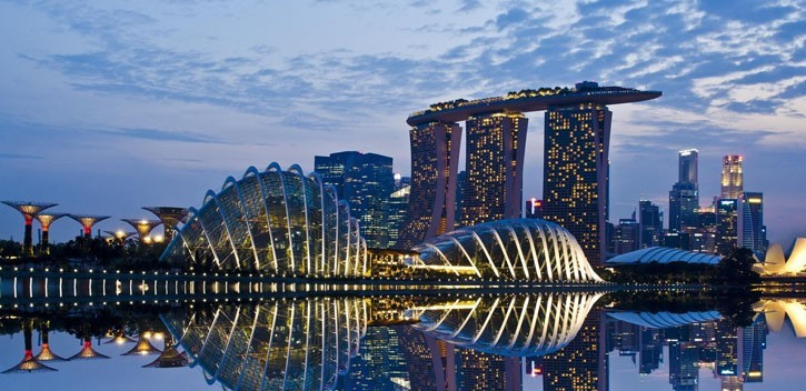 """Singapore Could Soon Be Dubbed """"The World's first smart city"""""""